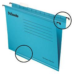 Подвесные папки Esselte Pendaflex, красный, 25 шт.
