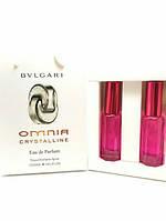 Подарочный набор парфюмерии Bvlgari Omnia Crystalline