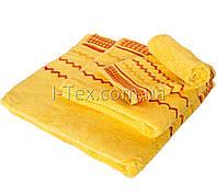 Комплект махровых полотенец 3шт