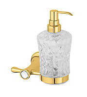 Дозатор жидкого мыла KUGU Bavaria 314G Gold