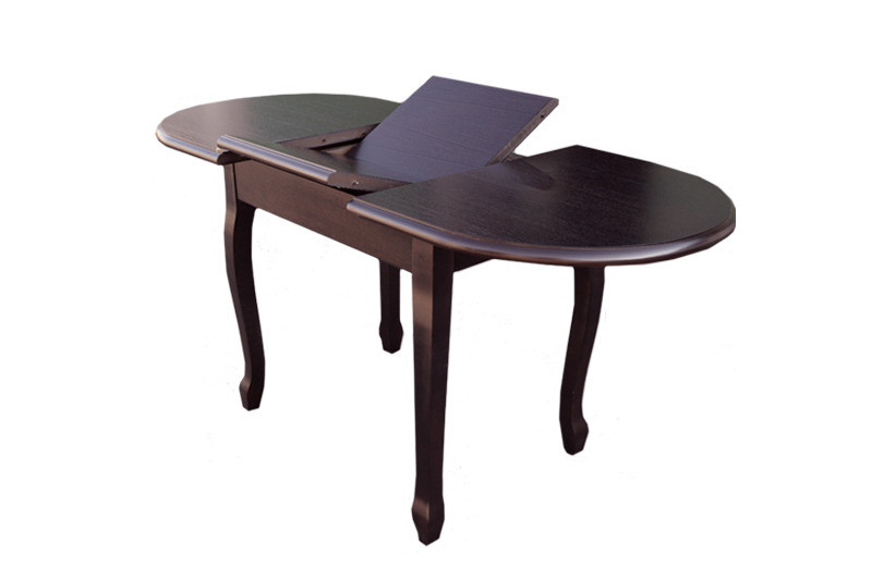 Стол обеденный Фараон венге-шоколад (Микс-Мебель ТМ)