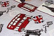 Микрофибра ELWAY евро Лондон, фото 2