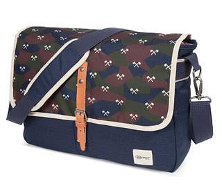 Красивая городская сумка 16 л. Pucker Outwards Eastpak EK10A52H микс