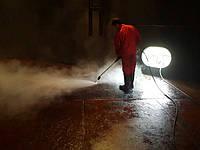 Очистка резервуаров стальных вертикальных РВС 100 - 20 000 куб.м. из-под мазута для использования под пищев