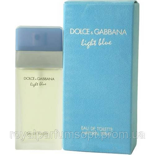 Royal Parfums версия Dolce&Gabbana «Light Blue»