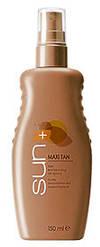 Зволожуюче масло спрей для посилення засмаги Avon Sun+, 75633