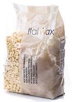 Воск в гранулах Белый Шоколад для чувствительной кожи 1 кг  + сертификат