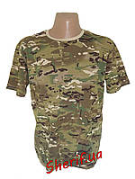 Футболка армейская камуфляж  MIL-TEC Multicam, 11010049