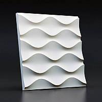 3D панели песочная волна 109