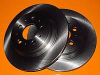 Тормозной диск задний полный Remsa 6620.00 Volvo s60 s80 v70 xc70 xc90
