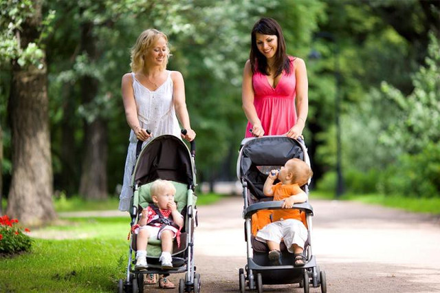 Прогулочные коляски