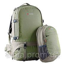 Походный рюкзак Caribee Jet pack 75 Mantis Green (комплект)