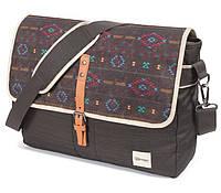 Практичная городская сумка 16 л. Pucker Outwards Eastpak EK10A01I серый