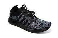Мужские кроссовки Adidas Boost, текстиль,  Р 43. 45 46
