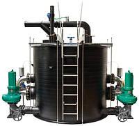 Напорная установка для отвода сточных вод Wilo-EMUport FTS , WILO (Германия)