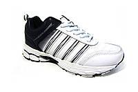 Женские кроссовки Bona, кожаные, белые Р. 36 37