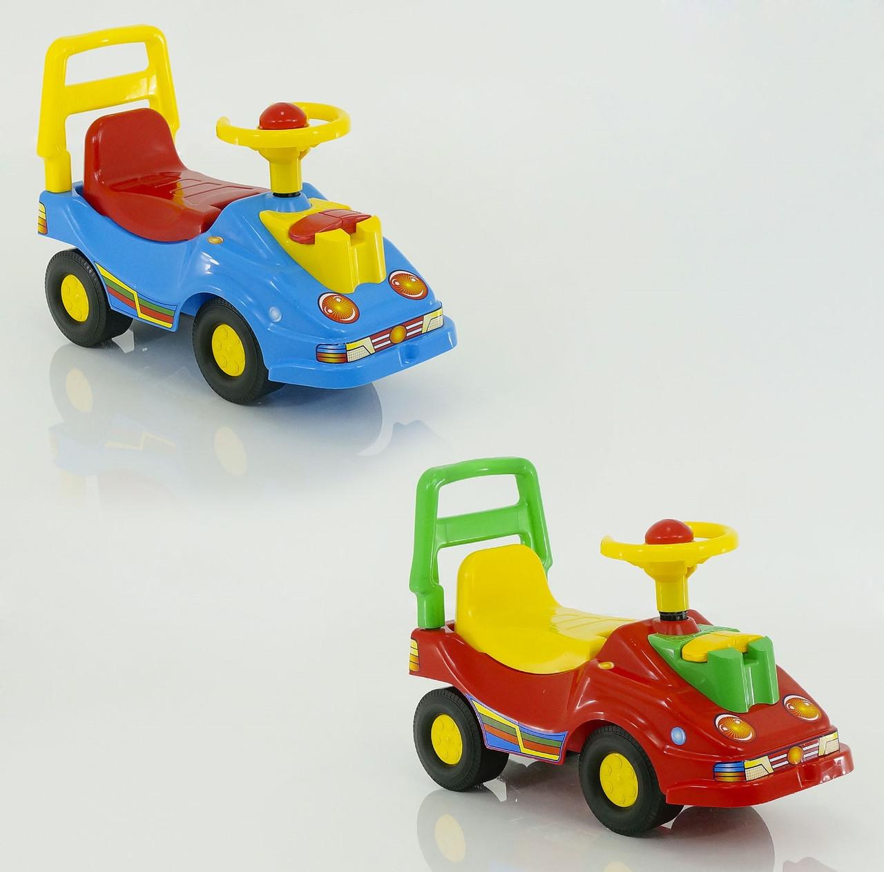 Каталка-толокар 2490 2 цвета