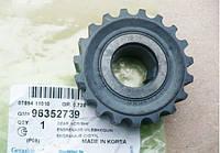 Шестерня коленвала Daewoo Lanos 1.5 8кл. (96352739) (GM)