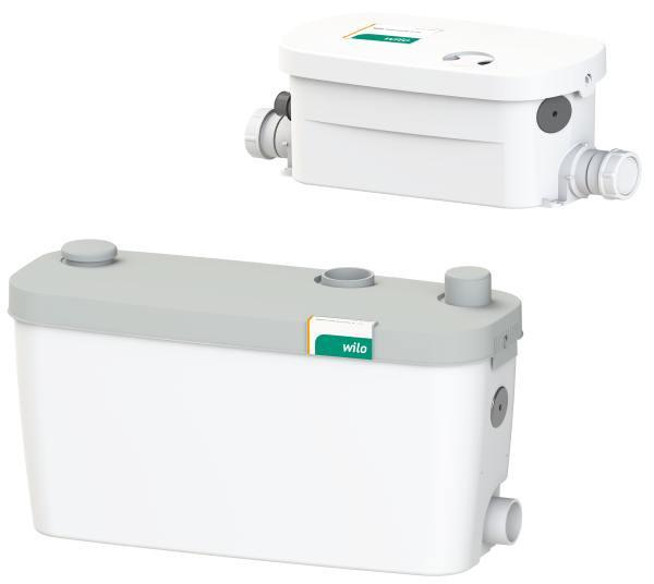 Насосная установка для водоотведения WILO HiDrainLift 3 , WILO (Германия)