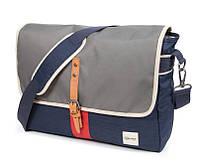 Вместительная городская сумка 16 л. Pucker Outwards Eastpak EK10A99H синий