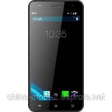 Смартфон Nomi i504 8GB dual Vinous   Black, фото 3