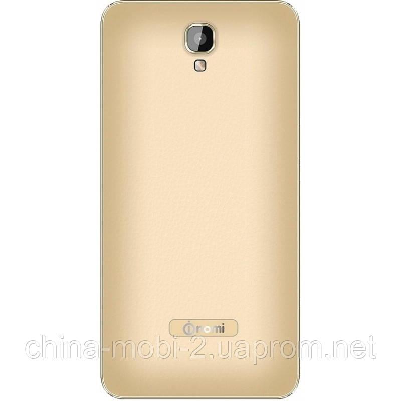 Смартфон Nomi i504 8GB dual Gold   Black
