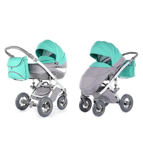 Какая коляска лучше для новорожденных летом