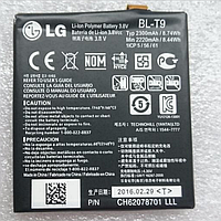 Аккумулятор LG Nexus 5 / D820 / D821 BL-T9 2300mA