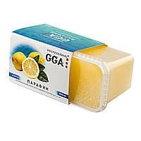 Парафин витаминизированный Лимон GGA Professional 1000мл