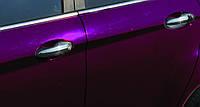 Хром накладки на Ford Fiesta (09+) накладки на ручки Нержавеющая сталь
