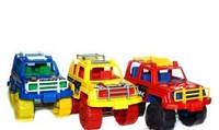 """Детская машинка """"Джип цветной"""" МГ-114"""