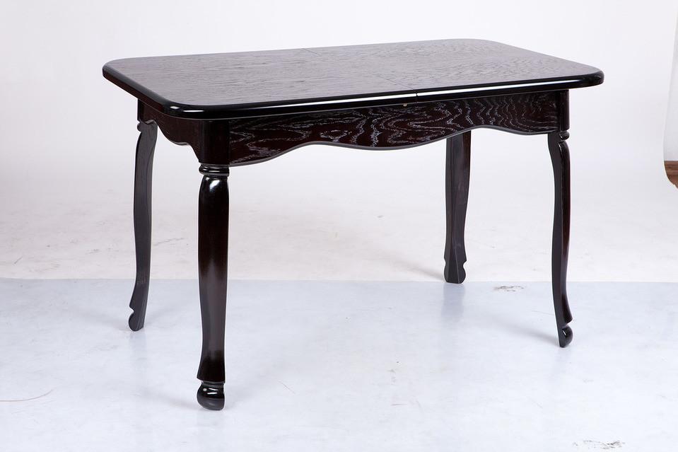Стол обеденный Гаити 120 см венге (Микс-Мебель ТМ)