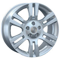Литые диски Replay Nissan (NS68) W7 R17 PCD5x114.3 ET55 DIA66.1 silver