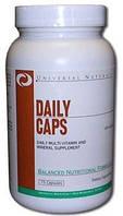 Витамины и минералы Daily Caps Universal  (75 cap)