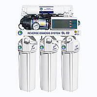 Система обратного осмоса BIO+systems RO-50-SL02-NEW (мембрана Filmtec 75 ( США) c насосом