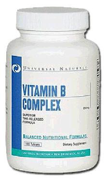 Комплекс витаминов - B  100 т