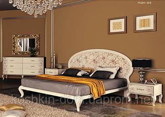 Ліжко двоспальне Піонія 1,6 MiroMark