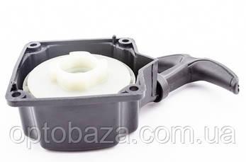 Стартер ручной плавный пуск (4 зацепа) для мотокос серии 40 - 51 см, куб, фото 3
