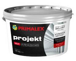 Известковая белая краска Primalex Projekt. 25кг