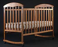 """Кроватка( """"Наталка"""" )ольха светлая супер цена!!!!!!!"""