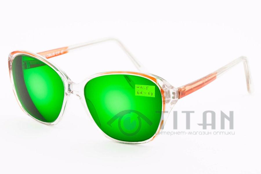Очки глаукомные с диоптрией ГЛОБУС 416 купить
