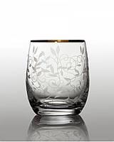 Club набор стаканов для виски 300 (Lido золото) 6 шт.