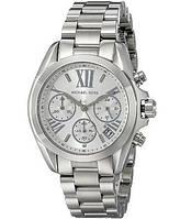 Часы Майкл Корс в серебряном цвете