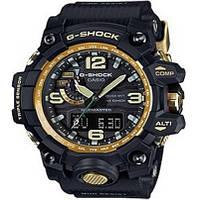 Наручные часы Сasio G-Shock Mudmaster в золотом цвете