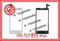 Тачскрін Prestigio MultiPhone 4505 Duo БІЛИЙ