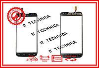 Тачскрін LG D410 Optimus L90 Dual SIM Чорний ОРИГ