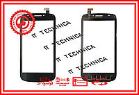 Тачскрин Prestigio MultiPhone 5000 Duo Черный
