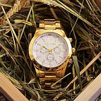 Металлические наручные часы Michael Kors