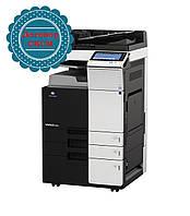 Konica Minolta bizhub 284e, МФУ, А3,копир, сетевой принтер, сканер, дуплекс, факс, ARDF,  28 стр/мин.+СКСМ.