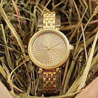 Женские часы Michael Kors в золотом цвете